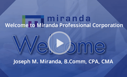 Miranda Professional Corporation (MPC) welcome Video