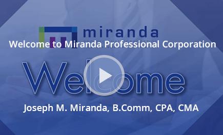 Miranda Professional Corporation (MPC) welcome Video