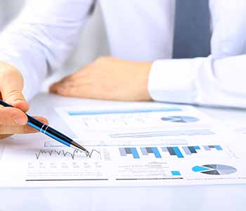 Joseph Miranda and the accountants at Miranda Professional Corporation relieve the headaches associated with bookkeeping,